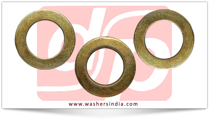 Plain steel Washers manufacturers exporters suppliers in india punjab ludhiana