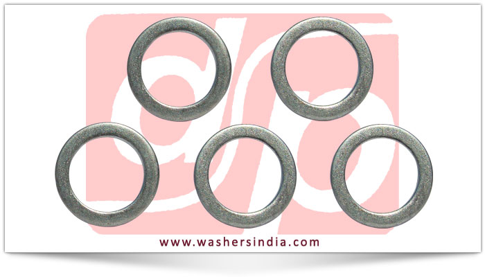 mild steel flat Washers manufacturers exporters suppliers in india punjab ludhiana